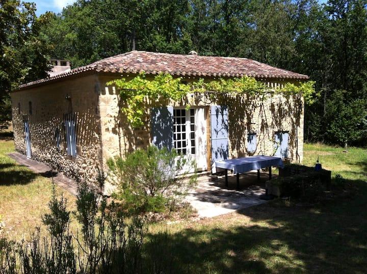 Dordogne: Beautiful  Perigordian Stone Cottage