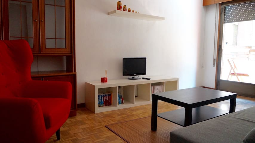 Apartamento acogedor en Chamberí - Madrid - Appartement