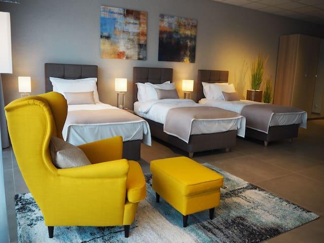 SportHotel & SPA Apartament Premium 2