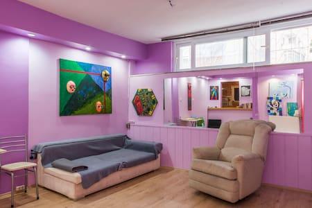 Artistic Flat & Chill Zone in a Very Modern Area ! - Beşiktaş - Daire