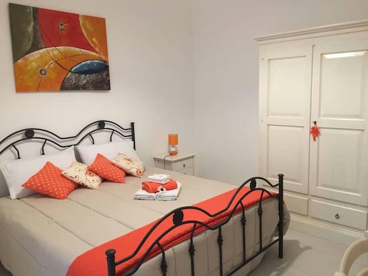 La casa dei ricordi (arancio)