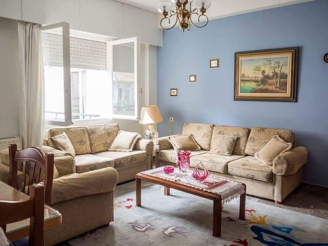 Comfy διαμέρισμα 70 τ.μ. κοντά στο κέντρο