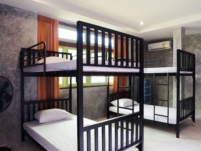Andaman Lanta Oldtown - Hostel - Ko Lanta Yai