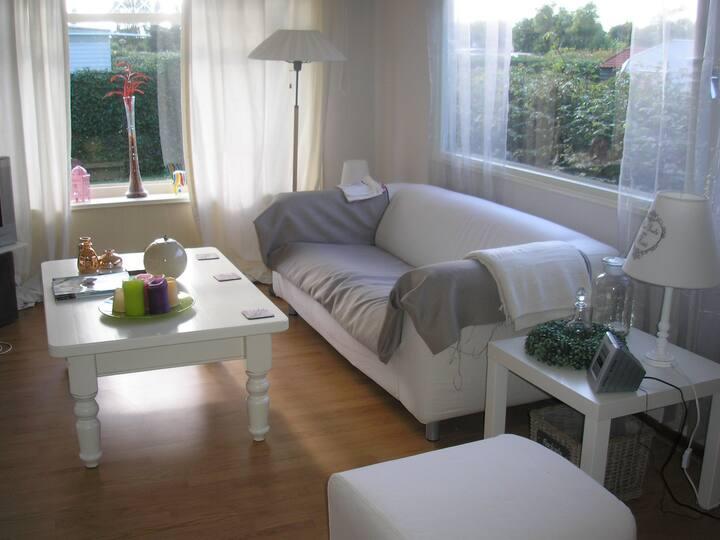 Te huur: leuk vakantiehuisje bij Zuidlaardermeer!