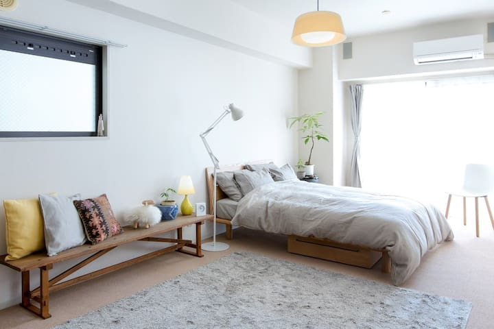 Central Kyoto Apartment - Nakagyo Ward, Kyoto - Departamento