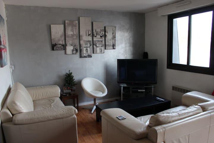 Appartement calme proche de Paris - Bourg-la-Reine - Daire