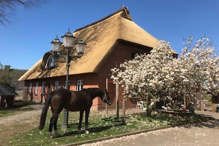 Idyllische Ferienwohnung auf dem Land, nahe Lübeck