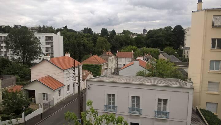 Appartement à louer Nantes-Procé