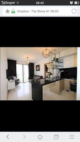 Bright & Airy modern condo - Singapore - Flat