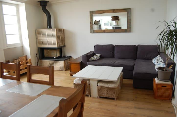 Maison chaleureuse pour séjour agréable - Landerneau - Casa