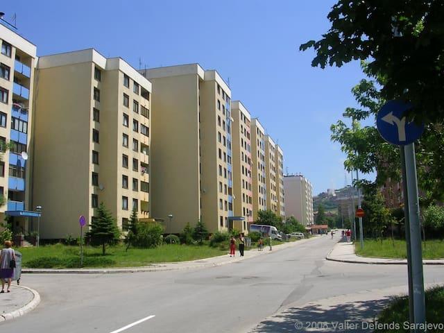 Friendly accommodation in Sarajevo private flat