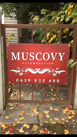 MUSCOVY... in the Heart of Daylesford - Daylesford - Ház