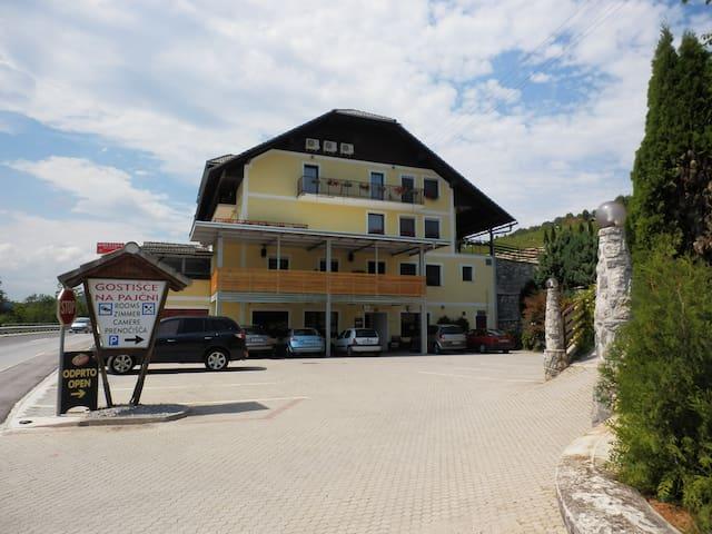 Gostišče Na Pajčni 2 - Male Rebrce - Appartement