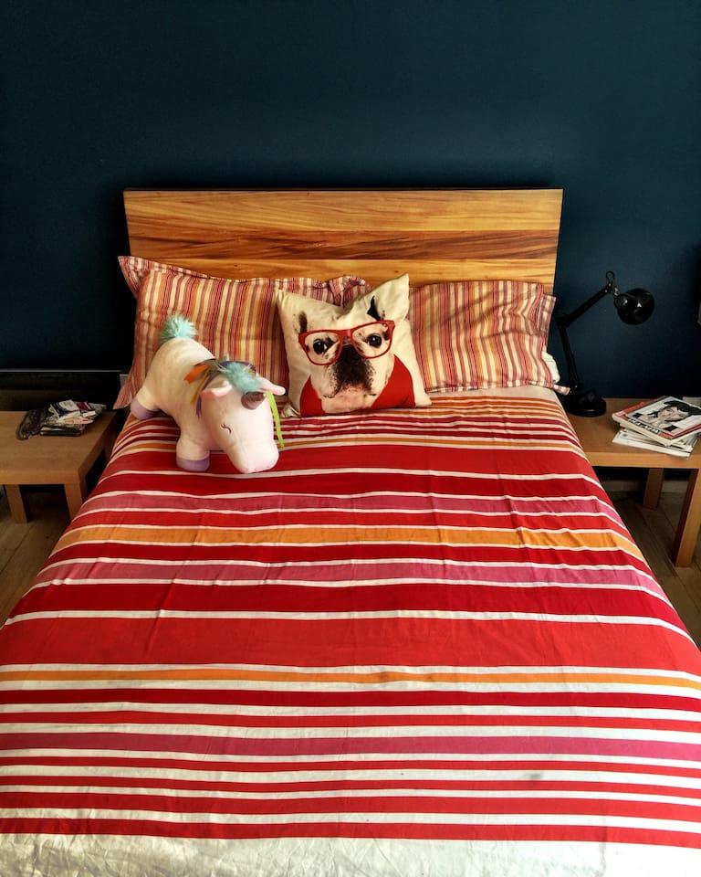 Cozy private bedroom