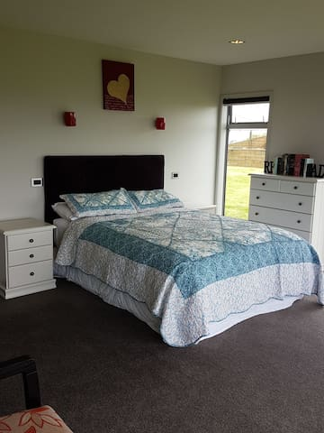 Very comfortable, cosy bed that will ensure a good nights sleep