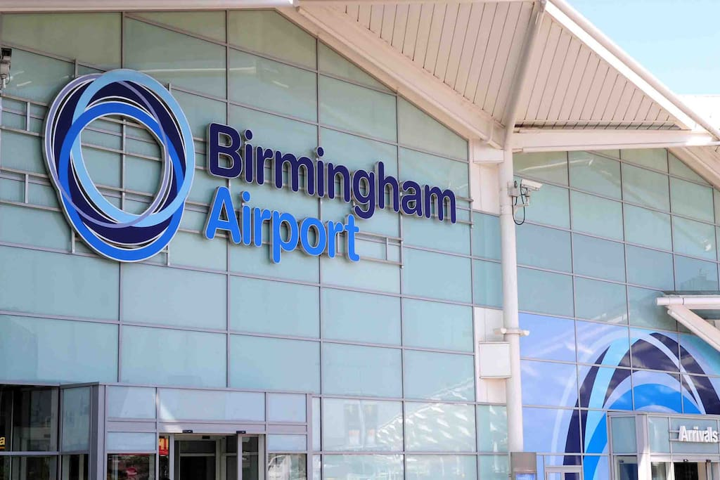 Great for flying out from Birmingham Airport!