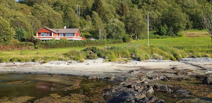 Sandvika. Stadtlandet.