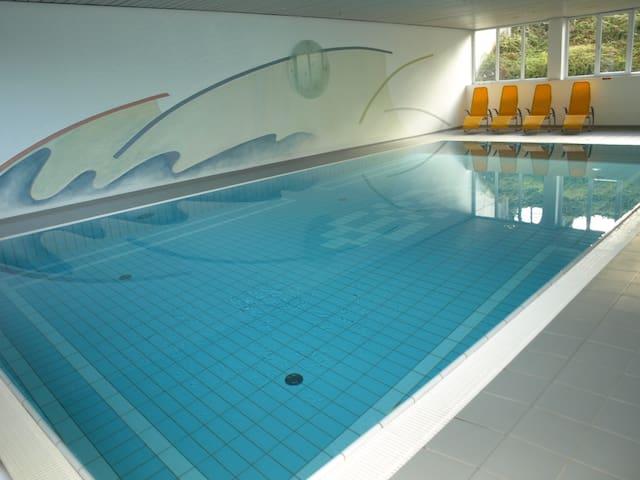 Gemütliche Wohnung mit Pool, Sauna Oberaudorf - Oberaudorf - Apartment