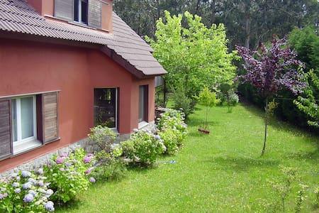 """Eco-vacaciones en """"Casa dos Contos"""" - Vilagarcía de Arousa - House"""