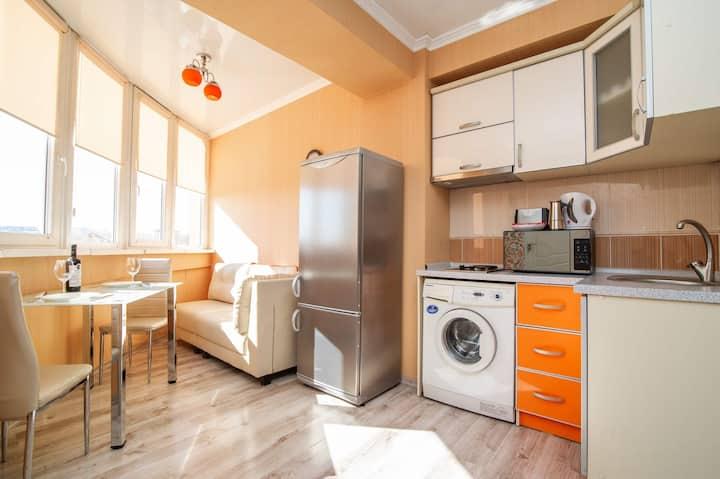 "Апартамент. Комфорт и уют (""Hypermarket N1"")."