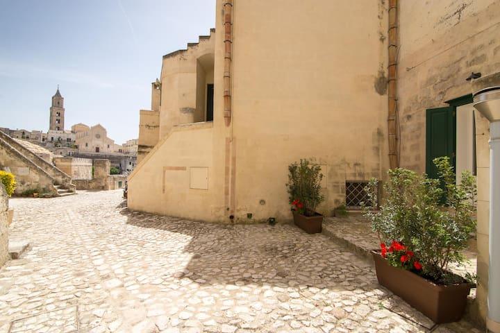 Il Vialetto nei Sassi casa vacanza - Matera - Apartamento