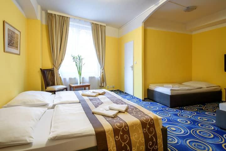 TRIPLE room hotel Otakar ***
