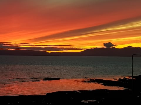 Arran View, Our Home By The Sea in Troon