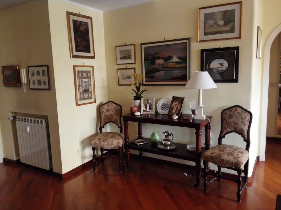Salone ; Living room