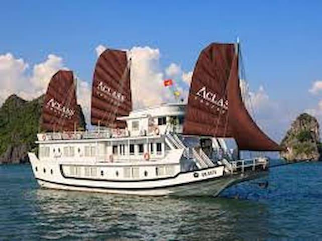 Halong bay 2D1N - Alcass Legend ! - Hanoi - Kapal