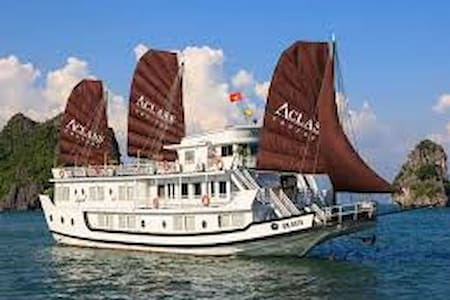 Halong bay 2D1N - Alcass Legend ! - Hanoi