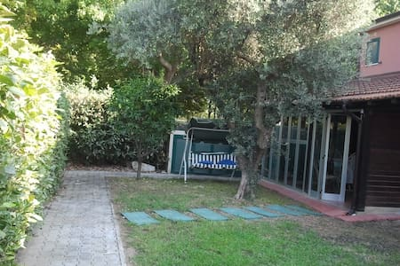Porzione di casa bifamiliare  in piccolo residence - Ameglia - Hus