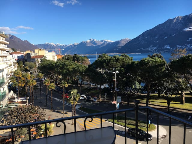 Apartment at Locarno, Lago Maggiore - Muralto - Apartment