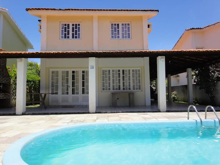 Linda Casa em Porto de Galinhas