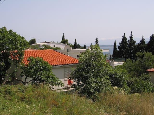 Kuća za odmor Ge-Ni Mala Duba 86 - Živogošće - Haus