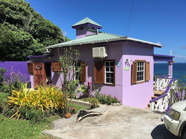 Paradise Beach,Grenada,W.I.