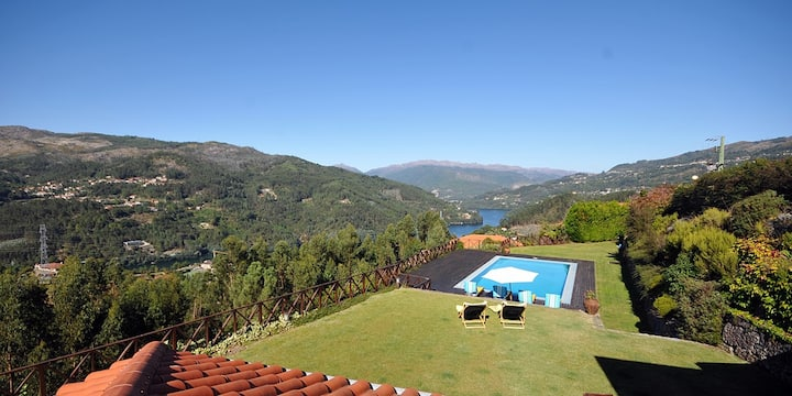 Villa do Gerês com Piscina