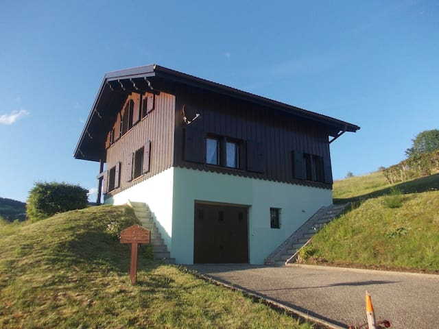 Chalet de la dennerie - Fresse-sur-Moselle - House