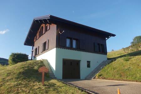 Chalet de la dennerie - Fresse-sur-Moselle