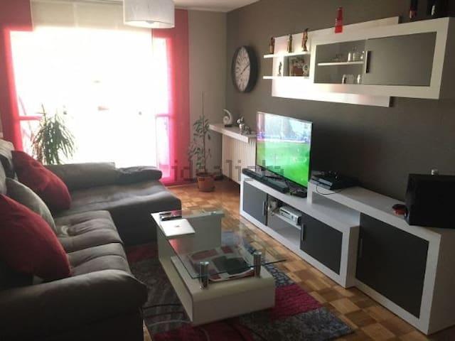 Apartamento ideal y muy tranquilo:SAN FERMÍN-2017 - Pamplona - Lejlighed