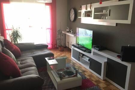 Apartamento ideal y muy tranquilo:SAN FERMÍN-2017 - Pampeluna - Apartament