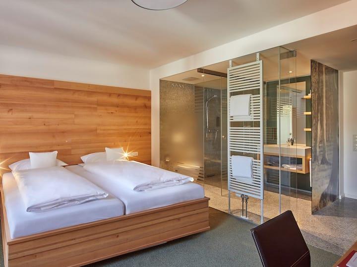 ElzLand Hotel 9 Linden, (Elzach), Doppelzimmer Komfort, 27 qm, max. 2 Personen