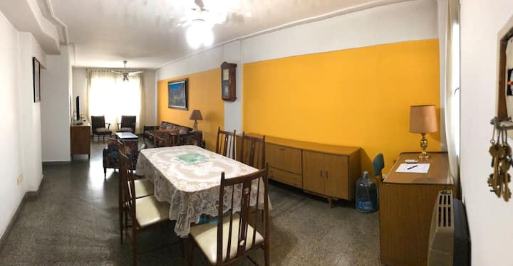 Amplio departamento en San Miguel de Tucumán