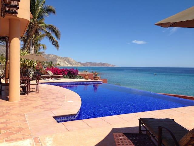 Beachfront Villa on the Sand! - Los Barriles - Villa