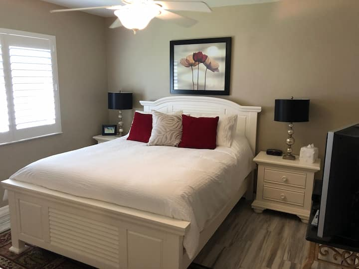 Cape Oasis Private Bedrooms