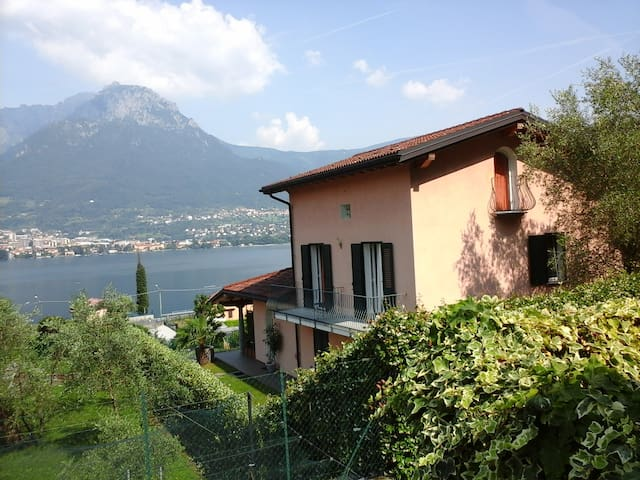 B&B L'erica Lago di Como near Bellagio - Camera 1 - Oliveto Lario