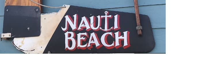 NAUTI BEACH on Bolivar Peninsula -  Pet Friendly