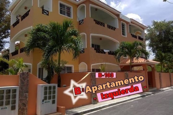 Bayahibe - Rep.Dominicana. (A-103.) - La Romana - Apartment