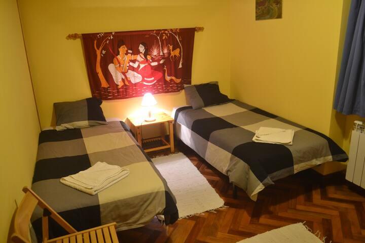 Habitación confortable en Urdaibai