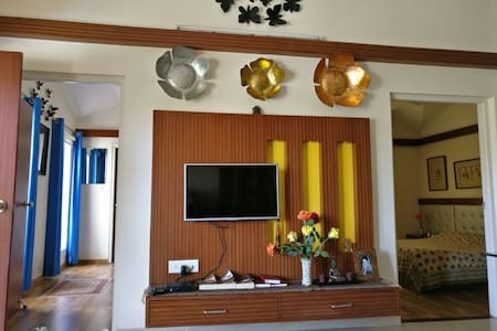 The Duchess Suite, Luxury 2 BHK at Arpora Goa - Arpora - Appartement