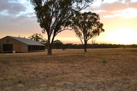 Yarrabandai Creek Homestead - Oxley Cabin